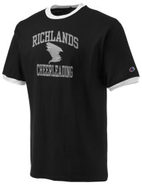 Richlands High School Cheerleading