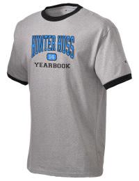 Hunter Huss High School Yearbook