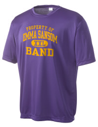 Emma Sansom High School Band