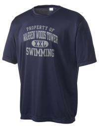 Warren Woods Tower High School Swimming
