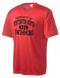 Huntington High School Swimming
