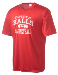 Halls High School Basketball
