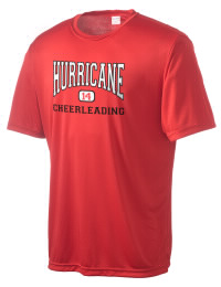 Hurricane High School Cheerleading