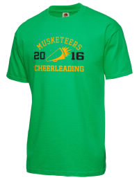 Greenup County High SchoolCheerleading