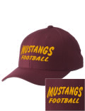 Sport a cool pro look on the field or in the stands with this Madison Academy High School cap. It's made of high-quality wool with a comfortable cotton sweatband.