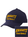 Sport a cool pro look on the field or in the stands with this Tuscaloosa Academy High School cap. It's made of high-quality wool with a comfortable cotton sweatband.