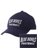 Sport a cool pro look on the field or in the stands with this Moody High School cap.