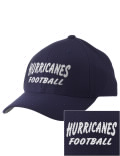 Sport a cool pro look on the field or in the stands with this Vigor High School cap. It's made of high-quality wool with a comfortable cotton sweatband.