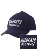 Sport a cool pro look on the field or in the stands with this Enterprise High School cap. It's made of high-quality wool with a comfortable cotton sweatband.
