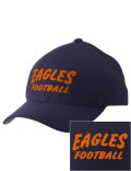 Sport a cool pro look on the field or in the stands with this Hayes High School cap. It's made of high-quality wool with a comfortable cotton sweatband.