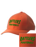 Sport a cool pro look on the field or in the stands with this LeFlore High School cap. It's made of high-quality wool with a comfortable cotton sweatband.