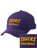 Sport a cool pro look on the field or in the stands with this Tallassee High School cap. It's made of high-quality wool with a comfortable cotton sweatband.