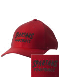 Saraland High School cap.