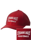 Sport a cool pro look on the field or in the stands with this Shaw High School cap. It's made of high-quality wool with a comfortable cotton sweatband.