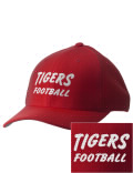 Sport a cool pro look on the field or in the stands with this Talladega High School cap. It's made of high-quality wool with a comfortable cotton sweatband.