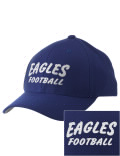 Sport a cool pro look on the field or in the stands with this Sumter Academy High School cap. It's made of high-quality wool with a comfortable cotton sweatband.