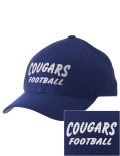 Sport a cool pro look on the field or in the stands with this Central Coosa High School cap. It's made of high-quality wool with a comfortable cotton sweatband.