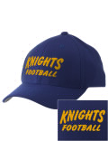 Sport a cool pro look on the field or in the stands with this Arab High School cap. It's made of high-quality wool with a comfortable cotton sweatband.