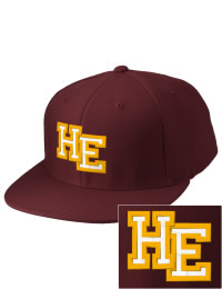 Sport a cool custom pro look, for yourself or the whole team, with this Hazelwood East High School Spartans fitted embroidered cap. The Hazelwood East High School Spartans sportswear hat is made from innovative poly-wool performance fabric with black underbill and a fiber-tech visor board that is flat as can be, allowing you to bend it -- or not -- however you like your merchandise.