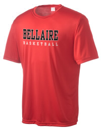 Take on your opponents in maximum comfort in this performance t-shirt. The Bellaire Middle School Big Reds Competitor crewneck T-Shirt is lightweight and offers a roomy, athletic look and helps control moisture.