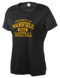 Take on your opponents in maximum comfort. The Mansfield High School Tigers Competitor T-Shirt is lightweight and offers a roomy, athletic look and helps control moisture.