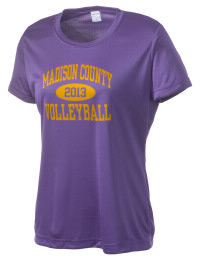 Take on your opponents in maximum comfort. The Madison County High School Tigers Competitor T-Shirt is lightweight and offers a roomy, athletic look and helps control moisture.