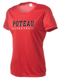 Take on your opponents in maximum comfort. The Poteau High School Pirates Competitor T-Shirt is lightweight and offers a roomy, athletic look and helps control moisture.