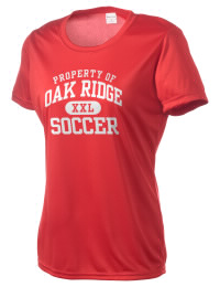 Take on your opponents in maximum comfort. The Oak Ridge High School War Eagles Competitor T-Shirt is lightweight and offers a roomy, athletic look and helps control moisture.