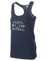 The Northampton County High School Jaguars District Threads Racerback Tank is semi-fitted for a flattering look and perfect for layering. Racerback detail lends casual, athletic style.