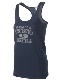 The Huntington High School Raiders District Threads Racerback Tank is semi-fitted for a flattering look and perfect for layering. Racerback detail lends casual, athletic style.