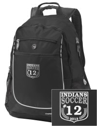 A go-anywhere Waxahachie High School Indians backpack design in a streamlined size that's engineered to hold all the essentials in place. Convenient dual-side mesh water bottle pockets, and front pocket with organizer panel. Great for Waxahachie High School Indians fan gear.