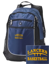 A go-anywhere Saint Joseph High School Lancers backpack design in a streamlined size that's engineered to hold all the essentials in place. Convenient dual-side mesh water bottle pockets, and front pocket with organizer panel. Great for Saint Joseph High School Lancers fan gear.