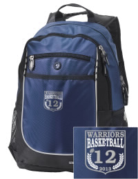 A go-anywhere Westwind Academy Warriors backpack design in a streamlined size that's engineered to hold all the essentials in place. Convenient dual-side mesh water bottle pockets, and front pocket with organizer panel. Great for Westwind Academy Warriors fan gear.