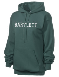 Crafted for comfort, this lighter weight embroidered Bartlett High School Indians hooded sweatshirt is perfect for relaxing.  A must have hoody for the serious Bartlett High School Indians apparel and merchandise collection. 50/50 cotton/poly fleece hoodie with two-ply hood, dyed-to-match drawcord, set-in sleeves, and front pouch pocket round out the features of a Indians hooded sweatshirt.