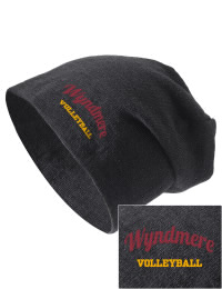 On the street or on the slopes, stay warm and look cool in this Wyndmere School Warriors knit hat. An acyrlic/polyester blend beanie with a snug yet slouchy fit. Embroidery will not be on center front, but off centered to the left.