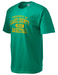 This custom Lake County High School Falcons crewneck t-shirt with a seamless collar turns a classic into an ultra comfortable apparel choice. Customize this t-shirt with your favorite Falcons design and personalize with your Lake County High School Falcons year. Choose your custom design for your tee and wear this customized t-shirt proudly.