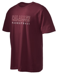This custom Calallen High School Wildcats crewneck t-shirt with a seamless collar turns a classic into an ultra comfortable apparel choice. Customize this t-shirt with your favorite Wildcats design and personalize with your Calallen High School Wildcats year. Choose your custom design for your tee and wear this customized t-shirt proudly.