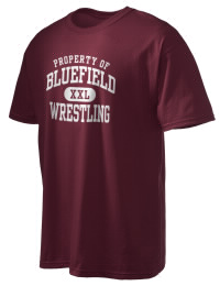 This custom Bluefield Senior High School Beavers crewneck t-shirt with a seamless collar turns a classic into an ultra comfortable apparel choice. Customize this t-shirt with your favorite Beavers design and personalize with your Bluefield Senior High School Beavers year. Choose your custom design for your tee and wear this customized t-shirt proudly.