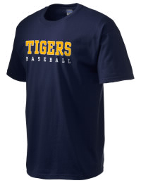 This custom Northport High School Tigers crewneck t-shirt with a seamless collar turns a classic into an ultra comfortable apparel choice. Customize this t-shirt with your favorite Tigers design and personalize with your Northport High School Tigers year. Choose your custom design for your tee and wear this customized t-shirt proudly.