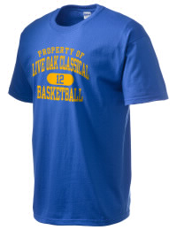 This custom Live Oak Classical School Waco crewneck t-shirt with a seamless collar turns a classic into an ultra comfortable apparel choice. Customize this t-shirt with your favorite Waco design and personalize with your Live Oak Classical School Waco year. Choose your custom design for your tee and wear this customized t-shirt proudly.