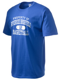 This custom Riverside Brookfield High School Bulldogs crewneck t-shirt with a seamless collar turns a classic into an ultra comfortable apparel choice. Customize this t-shirt with your favorite Bulldogs design and personalize with your Riverside Brookfield High School Bulldogs year. Choose your custom design for your tee and wear this customized t-shirt proudly.